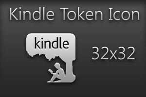 Kindle Token Icon 32x32 by m4r1nh0
