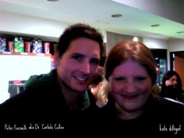 Peter Facinelli and Me by FateAndTemptation