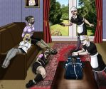 Maids Of Dishonour by Geistjager