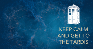 Dr Who Wallpaper by bennysunshine