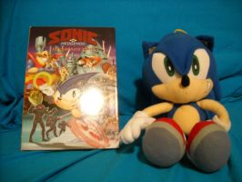 Sonic the Hedgehog collection by rumiko18