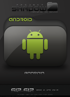 Shadow Icon: Android by JayJaxon