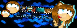 .::Laura The Dog Front::. by MultiDanita123