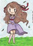 ACEO - Wind by MsCappuccino