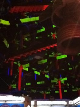 Blacklight Ropes Course by JessicaRabbit96