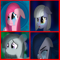 Sad Sisters by SophsCreations