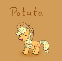 Potato by MR-1