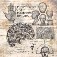 Phrenology Photoshop Brushes by hogret
