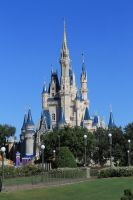 Cinderella's Castle 3 by migratingevilpoo