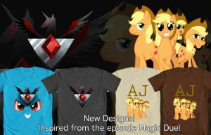 MagicDuel WLF Designs! Out Now by Tsitra360