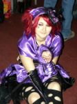 Misery Megaromania Cosplay 3 lol by TheFeatherFromBillsW