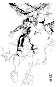 90s Rogue Inks by BDStevens