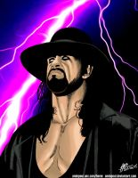 The Undertaker by andepoul