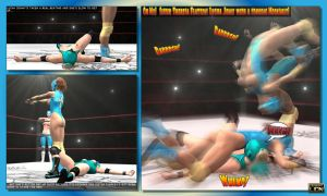 Ironman Tag Team Championship - Fall Num.3, Page 2 by DesertLion3D
