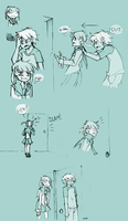 se drama cd sketches 3 by onthefritz