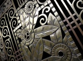 Art deco 2, Chicago by hecestmoi