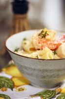 Seafood Pasta (2) by laurenjacob