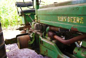 John Deere by evanescentdreams