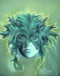 The Green Man by WhiteOwl30