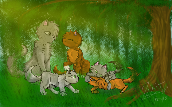 ~Love~ by EaglestarClan