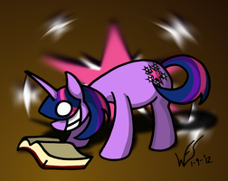 My Little Pony FIM - Twilight Sparkle by Wes-the-Crayon