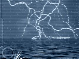 The Storm by xerro