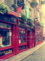 Temple Bar by little-billie