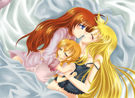 Takamachi Family - Sleep by AyaNyu