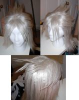 Xemnas Cosplay Wig by octocentesquiderfish