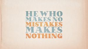 No Mistakes by Jaredk8