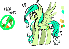 Free Adoptable! No Name, Pegasus -CLOSED (lol)- by GeekPony