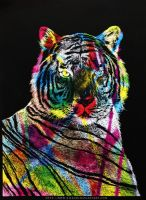 Eye Of The Tiger by nilec88