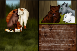 Contest: Cat Page+Writing by 4EverIsntLongEnough