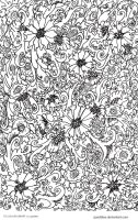 TO COLOUR LINEART 12_quaddles by quaddles
