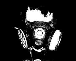 Gas Mask 1 by Funkypants99