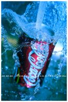 coca cola. by Healzo