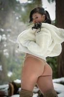Snow Bunny 3 by The--Oracle