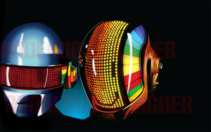 Daft Punks by TheTuneOfTurbo