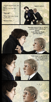 Johnlock - You are back! by RedPassion