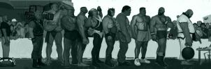 Strongman Competition Wip by FUNKYMONKEY1945