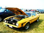Mustang Mach I by Laggtastic