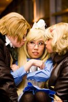 AX 2011: It was only a kiss by anthenii-san