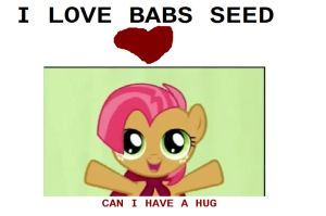 I Love Babs Seed by invincibleskylar4411