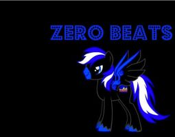 Zero Beats (Bony Form) by ZeroBeatsBlue