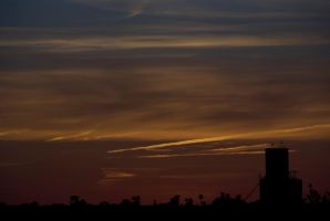 An Eckert's Sunset No. 1 by Katastrophey