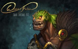 World of Ficton Orc by BoOoM