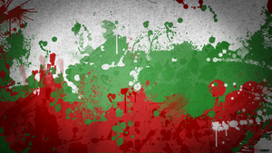 Bulgaria flag by AY-Deezy
