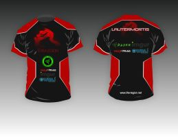 Team Legion Jersey by SamHexo