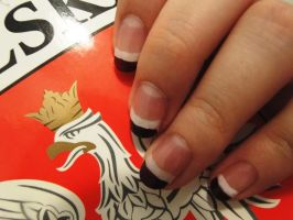 Polish Manicure by aniapaluch