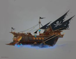 Pirates Hadagan by genek